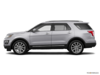 2017 Ford Explorer LIMITED | Photo 1 | Ingot Silver