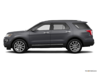 2017 Ford Explorer LIMITED | Photo 1 | Magnetic Grey