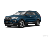 2017 Ford Explorer LIMITED | Photo 3 | Blue Jeans