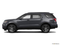 2017 Ford Explorer SPORT | Photo 1 | Smoked Quartz
