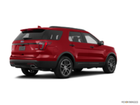 2017 Ford Explorer SPORT | Photo 2 | Ruby Red