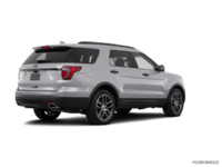 2017 Ford Explorer SPORT | Photo 2 | Ingot Silver