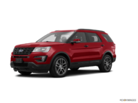 2017 Ford Explorer SPORT | Photo 3 | Ruby Red