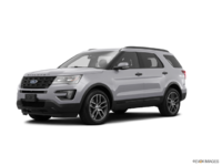2017 Ford Explorer SPORT | Photo 3 | Ingot Silver