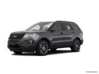 2017 Ford Explorer SPORT | Photo 3 | Magnetic Grey