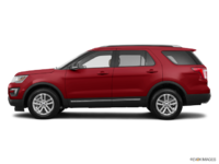 2017 Ford Explorer XLT | Photo 1 | Ruby Red