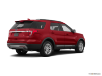 2017 Ford Explorer XLT | Photo 2 | Ruby Red