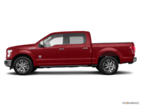 2017 Ford F-150 KING RANCH | Photo 1 | Ruby Red Metallic