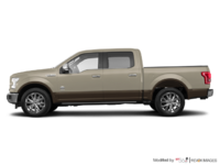 2017 Ford F-150 KING RANCH | Photo 1 | White Gold/Caribou