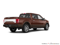 2017 Ford F-150 KING RANCH | Photo 2 | Bronze Fire/Caribou