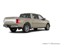 2017 Ford F-150 KING RANCH | Photo 2 | White Gold
