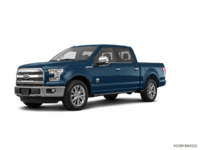 2017 Ford F-150 KING RANCH | Photo 3 | Blue Jeans Metallic