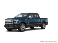 2017 Ford F-150 KING RANCH | Photo 3 | Blue Jeans Metallic/Caribou