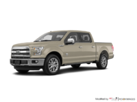 2017 Ford F-150 KING RANCH | Photo 3 | White Gold