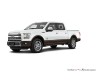 2017 Ford F-150 KING RANCH | Photo 3 | Oxford White/Caribou