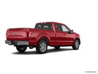 2017 Ford F-150 LARIAT | Photo 2 | Ruby Red Metallic