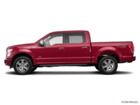 2017 Ford F-150 PLATINUM | Photo 1 | Ruby Red Metallic