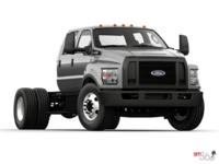 2017 Ford F-750 SD GAS | Photo 1 | Ingot Silver Metallic