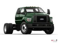 2017 Ford F-750 SD GAS | Photo 1 | Green Gem Metallic
