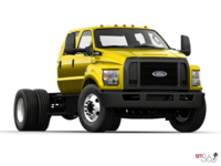 2017 Ford F-750 SD GAS | Photo 1 | Bold Yellow