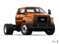 2017 Ford F-750 SD GAS | Photo 1 | Tangier Orange