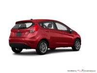 2017 Ford Fiesta Hatchback SE | Photo 2 | Ruby Red