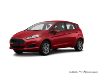 2017 Ford Fiesta Hatchback SE | Photo 3 | Ruby Red