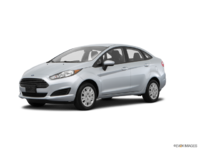 2017 Ford Fiesta Sedan S | Photo 3 | Ingot Silver
