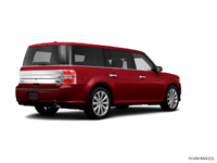 2017 Ford Flex LIMITED | Photo 2 | Ruby Red
