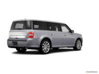 2017 Ford Flex LIMITED | Photo 2 | Ingot Silver