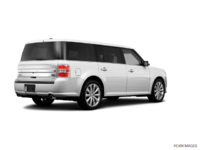2017 Ford Flex LIMITED | Photo 2 | Oxford White