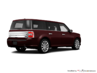 2017 Ford Flex LIMITED | Photo 2 | Burgundy Velvet