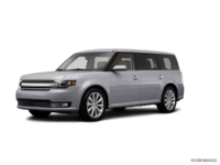 2017 Ford Flex LIMITED | Photo 3 | Ingot Silver
