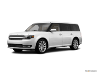 2017 Ford Flex LIMITED | Photo 3 | Oxford White