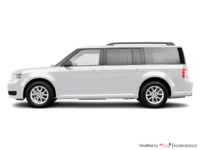 2017 Ford Flex SE | Photo 1 | Oxford White