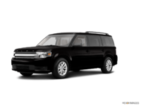 2017 Ford Flex SE | Photo 3 | Shadow Black