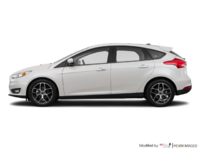 2017 Ford Focus Hatchback SE | Photo 1 | Oxford White