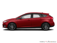 2017 Ford Focus Hatchback SEL | Photo 1 | Ruby Red