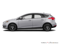 2017 Ford Focus Hatchback SEL | Photo 1 | Ingot Silver