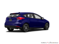 2017 Ford Focus Hatchback SEL | Photo 2 | Kona Blue