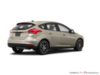 2017 Ford Focus Hatchback SEL | Photo 2 | White Gold
