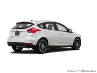 2017 Ford Focus Hatchback SEL | Photo 2 | Oxford White