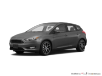2017 Ford Focus Hatchback SEL | Photo 3 | Magnetic