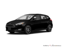 2017 Ford Focus Hatchback SEL | Photo 3 | Shadow Black
