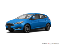 2017 Ford Focus Hatchback SEL | Photo 3 | Blue Candy