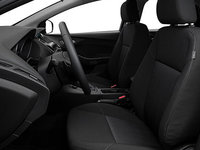 2017 Ford Focus Hatchback SEL | Photo 1 | Charcoal Black Premium Cloth