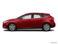 2017 Ford Focus Hatchback TITANIUM | Photo 1 | Ruby Red