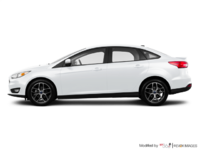 2017 Ford Focus Sedan SE | Photo 1 | Oxford White