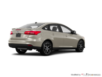 2017 Ford Focus Sedan SE | Photo 2 | White Gold