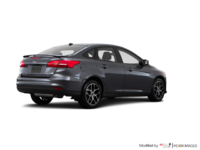 2017 Ford Focus Sedan SE | Photo 2 | Magnetic Metallic